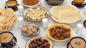 Ramazanda İki Öğün Beslenmek Yanlış