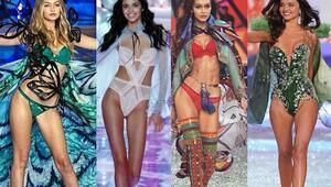 Victoria's Secret Modelleri Tüm Gün Ne Yiyor