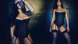 Rihanna Üç Boyutlu İç Çamaşırı Defilesi Hazırlıyor