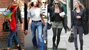 90'lardan Bu Yana Hala Çalışan 4 Kate Moss Stili