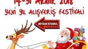 Meydan İstanbul Alışveriş Festivali Başlıyor