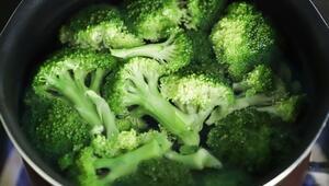 Brokoliyi Suda Haşlayarak Tüketmeyin