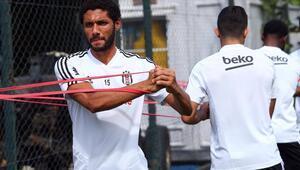 Beşiktaşın yeni transferi Abdoulay Diaby antrenmana katılamadı