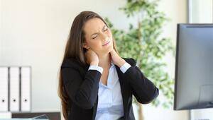 Masa Başında Çalışıyorsanız Bu Egzersizleri Mutlaka Yapın