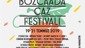 Bozcaada Caz Festivali 2019 Programını Açıkladı