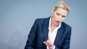 Weidel'den Scholz'a: 'Almanya'da zaten kriz var'