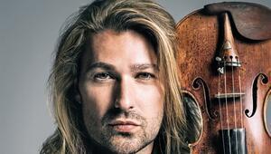 Müziğin Dahi Çocuğu David Garrett İstanbula Geliyor