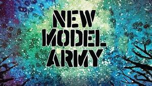 New Model Army, 30 Kasım'da %100 Studio'da