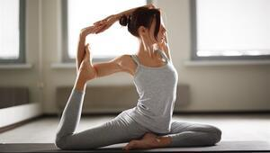 Evde Pratik Pilates Dersi