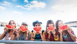 Yaz Sıcaklarında Beslenme Tüyoları