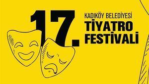 17. Kadıköy Belediyesi Tiyatro Festivali Perdelerini Açıyor