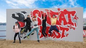 Şehrin Spor Festivali Sweat Fest Bu Hafta Sonu KüçükÇiftlik Parkta