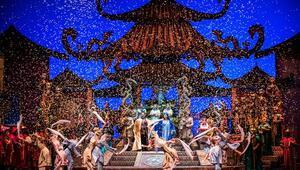 10. Uluslararası İstanbul Opera Festivali Açılış Yaptı