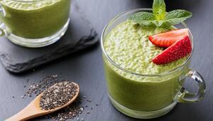 Sağlıklı Bir Kahvaltı Alternatifi: Matcha Puding