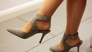 Yüksek Topuklu Ayakkabılar Nasıra Neden Olur mu