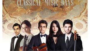 ÇEV Sanat'ın Genç Yeteneklerinden Venedikte Klasik Müzik Günleri
