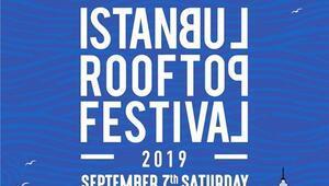 İstanbul Rooftop Festival Başlıyor