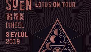 Soen'in Son Albümü Lotusla Volkswagen Arena'da