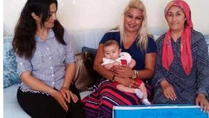 Kiliste, 5 bin 500 bebeğe hoşgeldin paketi