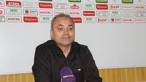 TFF 1. Ligin 4. haftasında Giresunsporda hedef üç puan