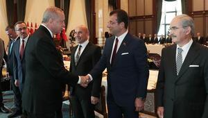 Külliye'de Büyükşehir Belediye Başkanları Toplantısı
