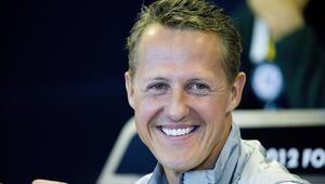Michael Schumacherde flaş gelişme Bilinci yerinde
