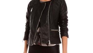 Markaların 2014 deri ceket modelleri