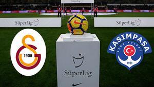 Galatasaray Kasımpaşa maçı ne zaman Süper Ligde 4. hafta başlıyor