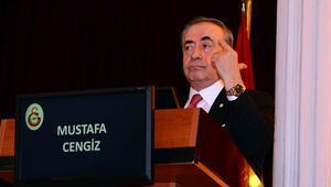 Mustafa Cengiz, Dursun Özbeke yanıt verdi