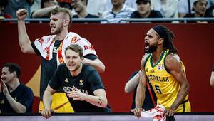 Avustralya, Çekya engeli geçti Yarı finalde rakip İspanya olacak...