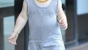 Magazin dünyasının en tarz bebeği
