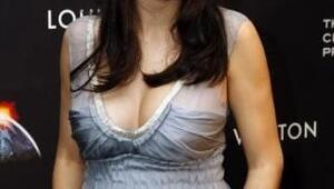 Hamile Adriana Lima