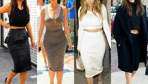Kardashian Ailesinin 16 Moda Trendi