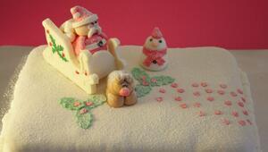 En Renkli Yılbaşı Pastaları
