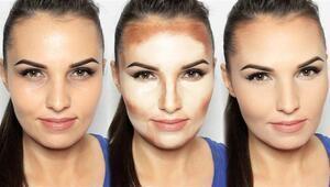 Yüzü İnce Gösteren Makyaj Hileleri