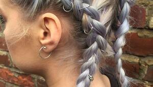 Trend Alarmı: Saç Küpesi