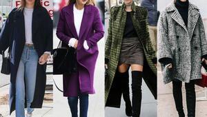 Sokaktan En İyi 19 Palto Stili