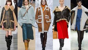 Trend Alarmı: Shearling Ceketler