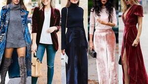 Yeni Yılın Modası: Kadife
