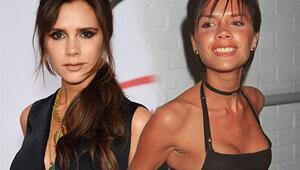 Geçmişten Günümüze Victoria Beckham'ın Değişimi