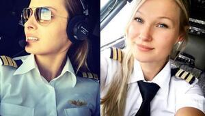 Instagram Fenomeni Kadın Pilotlar