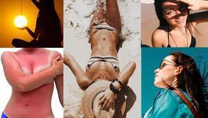 Güneşin Zararlı Işınlarına Karşı 10 Önemli Kural