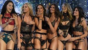 Victorias Secret Melekleri Makyajsız Halleri