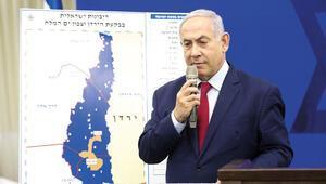 Netanyahu'nun ilhak vaadine büyük tepki