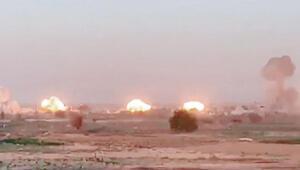 Irak'ta DEAŞ'a karşı şok ve dehşet