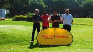 Pegasus Golf Challenge Turnuvası 14-15 Eylül'de Kemer Country Club'ta