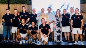 Arkas Aegean Link Regatta'da UBS Yarışı'nın birincisi Arkas-M.A.T. Sailing Team oldu