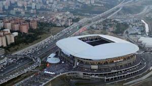 Galatasaray resmen açıkladı Türk Telekom Stadı...