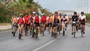 Alanyada Bisiklet Festivali hazırlıkları