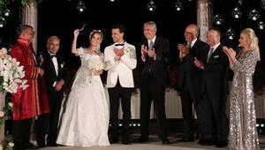 İş dünyasını buluşturan düğün